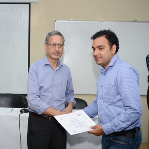 First Batch: Certificate Distribution